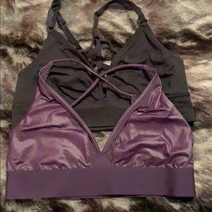 2 Victoria Secret Sport sport bras